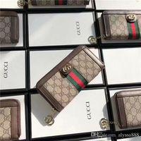 Wholesale business card holder free shipping for sale - Group buy new Women s Long Wallet Fashion Purse Single Zipper Luxury Designer Women Leather Wallet Lady Ladies Long Purse
