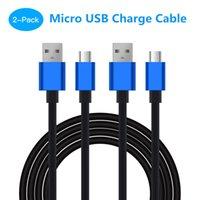 carregue o cabo xbox um venda por atacado-Soundfox cabo de carga micro usb para sony playstation ps4 cabos de carregamento charge gamepad joy-con cabo de carga do cabo de chumbo para xbox one 2 pacotes