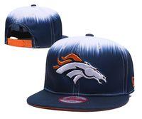 flat hats for men بالجملة-الجملة رجالية نيويورك الكلاسيكية الأزرق الداكن المجهزة قبعة مسطحة بريم التطريز فريق نيويورك شعار المشجعين قبعة بيسبول أعلى جودة كاملة مغلقة boneshot s