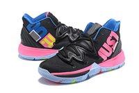 435cd18af643 Neue heiße Irving Kinder Jungen Frauen Schuhe 2019 Top-Qualität Irving 5  Basketball Schuhgeschäft mit Box Größe 32-46