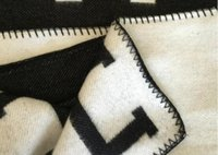 Wholesale blanket scarves resale online - Letter H Cashmere Blanket Crochet Soft Wool Scarf Shawl Portable Warm Plaid Sofa Bed Fleece Knitted Throw Towell Cape Pink Blanket