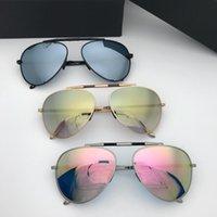modelo 59 venda por atacado-Projetado óculos de sol -2019 novo modelo P8678 polarizada óculos de sol dos homens TAMANHO 59-16-140 com caixa