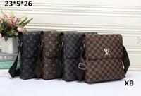 sutyen kullanarak toptan satış-Louis Vuitton yeni vahşi yıkanmış deri çanta versiyonu çok amaçlı çift kullanımlı omuz yumuşak deri sırt çantası ücretsiz kargo # 002