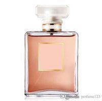 encantos leves venda por atacado-Modern E Tentação 100ml Perfume Da Senhora, Encantadora E Luz De Fragrância, Para Encontrar A Frescura Natural, De Alta Qualidade, Rápido Deli Livre