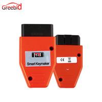 Wholesale key programmer for smart resale online - For Smart Key Maker C D chip Smart Keymaker OBD2 Eobd TRANSPONDER KEY PROGRAMMER