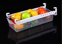 refrigerador chinês venda por atacado-Tipo bandeja gaveta da separação do compartimento das prateleiras do refrigerador da bandeja para o ovo da fruta da cozinha