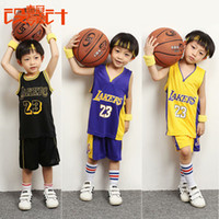 Wholesale pcs football for sale - Group buy Retail Children s Sports Jersey boys Competition Performance football Basketball Suits kids designer clothes