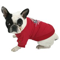 Wholesale pet clothing dropshipping online - Warm Pets Cotton padded Clothes Winter Dog Jacket Cats Puppy Thick Coat Doggie Outwears Dropshipping