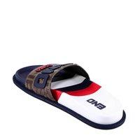 pantoufles en cuir plates pour filles achat en gros de-nouvelle arrivée hommes et les femmes mania cuir glisse en caoutchouc sandales filles garçons rue pantoufles plates