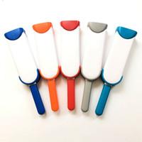 ropa depilatoria al por mayor-Cepillo multifuncional para depilación 3 en 1 Cepillo pegajoso Peine para mascotas Peine de sofá Ropa Dispositivo de depilación Cepillo de limpieza 2 UNIDS