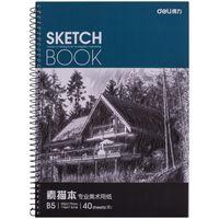 Wholesale school sketch book resale online - New Sketch Book DIY Vintage Travel Journal Sketchbook Diary Drawing Painting Graffiti Notebook Office School Supplies