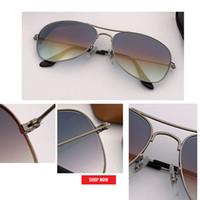 d98bd3a33e Fábrica Pequeño Oval Espejo Gafas de sol COCKPIT Para mujer diseñador 2019  Hombres Marca top Eyewear Shades Ladies Alloy 3362 Gafas de sol UV400 lente