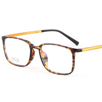 be51d1731a Cubojue TR90 Marco de anteojos Hombres Mujeres Gafas negras Gafas graduadas  para lentes transparentes ópticas ultraligeras