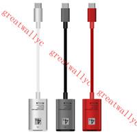 hdmi erkek kadınlar toptan satış-4 K Tipi C HDMI Adaptörü 30Hz USB 3.1 Erkek Kadın HDMI HDTV Kablosu Samsung S8 S9 MACBOOK HuaWei Mate 20