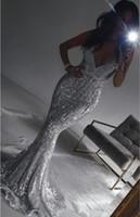 marineblau chiffon maxi kleid großhandel-Glitter Pailletten Silber Prom Kleider Lange Maxi Party Kleider Stretch Navy Blue Pailletten Rückenfrei V-Ausschnitt Abendkleid