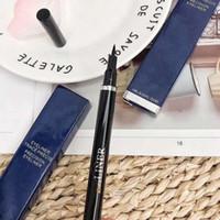 ingrosso matite eyeliner di marca-HOT Marca Waterproof Black Eyeliner liquido 1ml Precision Eye Liner Matita Make up maquiagem Long Lasting