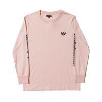Wholesale mens long t shirt hip hop resale online - Crew Neck Long Sleeve T Shirts KNAYE WEST Letter Print Calabasas Tshirts Mens Women Hip Hop Streetwear Tees Lovers Loose Tshirts Tops