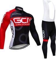 macarronetes de jersey de inverno venda por atacado-quente Ciclismo Jersey Cofidis 2020 da selecção nacional de Inverno de lã térmica ciclismo roupas acolchoadas tamanho das calças jardineiras kit XS-5XL transporte livre 9D
