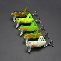 "Insects 1.4/"" Glow in the Dark Lures 10pk"
