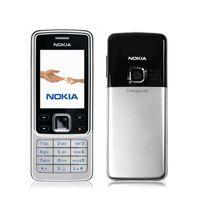 bar-handys großhandel-Heißer Verkauf ~ 100% ursprünglicher freigesetzter Handy des Nokia-6300 freigesetzter Handy 6300 FM MP3 Stab Bluetooths G / M 2MP eine Jahr-Garantie