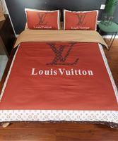 Wholesale designer bedding sets for sale - Group buy Branded Letter Home Room Warm Soft Cotton Bedding Sets Designer New Household Bedroom Cotton Home Bedding Sheet Pillowcase Cover