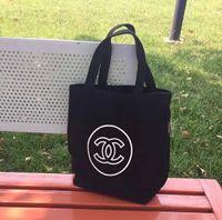 Wholesale shop for cell phones online – Black color bag canvas ecological canvas bag tote bag shopping bag Black Cotton Shouldbag Canvas For Shopper