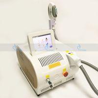 ipl haarentfernung behandlung großhandel-Dauerhafte Haarentfernungsmaschine IPL Laser Laser Elight RF Facelift OPT SHR Gefäßaknebehandlung Hautpflege Spa Salon Klinik Gebrauch