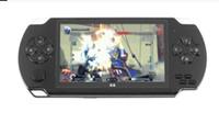 4.3-дюймовый mp4-плеер оптовых-X8 4,3-дюймовый сенсорный экран 8GB портативная игровая консоль с E-книга TV Out Handheld более классический Бесплатные игры MP3 MP4 MP5-плеер