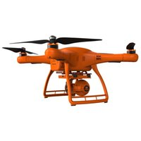 ingrosso motori a sfere senza spazzole-RC Drone con fotocamera M1 Brushless Motor GPS 5.8G FPV 12MP 3 assi Gimbal 4.3 pollici LCD Quadcopters Dron