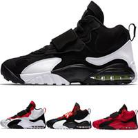 erkek yürüme toptan satış-2019 Yeni Hız Çim Büyük Gözler Basketbol Ayakkabıları Moda Erkekler spor Ayakkabı Erkek Eğitmenler Sneakers Klasik Siyah Beyaz Kırmızı Chaussures Için Yürüyüş