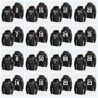 hoodies dos blackhawks de chicago venda por atacado-2019 Inverno Clássico Chicago Blackhawks Moletom Com Capuz Henri Jokiharju Patrick Kane Jonathan Toews Corey Crawford Duncan Keith Artem Anisimov Camisola