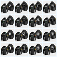 chicago blackhawks hoodies toptan satış-2019 kış klasik chicago blackhawks kapüşonlu Henri Jokiharju patrick kane justin toews Corey Crawford Duncan Keith Artem Anisimov jersey