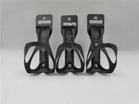 kara yol bisikleti toptan satış-2 ADET 18g tam Karbon fiber şişe kafesi UD mat siyah su tutucu su kafesleri MTB Yol Bisikleti Su Şişesi Kafesi ücretsiz kargo