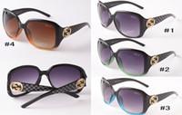 Wholesale ladies designer sun glasses for sale - Group buy Brand Fashion Sunglasses For Men Women Luxury Mens Sunglass Retro Sun Glasses Ladies Designer Sun Glass driving eyewear