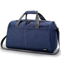 bagagem bagagem venda por atacado-Homens Oxford Bolsas de Viagem Top Handle Flight Grande Capacidade Sacos de Viagem Mulheres Bagagem Bolsa de Ombro