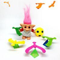 büyülü kartal toptan satış-Toptan Yenilik Renkli Denge Kuş Oyuncak Komik Sihirli Kutusu Denge Kartal Çocuk Bilim Masası Dekompresyon Oyuncak Çocuklar Parti Hediye