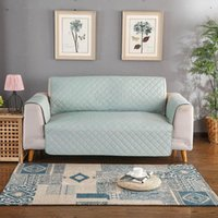 Stretch Sofa Slipcover 2 Piece Sofa Cover Furniture Protector Couch Micro Fiber Super Soft Sturdy with Elastic Bottom 116 190 free ship