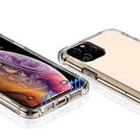 Wholesale free chinese phones for sale - Group buy DHL Soft TPU Transparent Clear Phone Case Protect Cover Shockproof Soft Cases for IPhone Pro Max Plus X XS Note10 S10