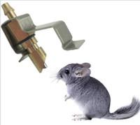 bebedor de bocados de coelho venda por atacado-Bebedores de mamilo para rato ratos rato roedor papagaio arminho mink coelho furão bebedor / água 45 pcs