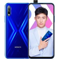 Wholesale smart wake cell phones resale online - Original Huawei Honor X G LTE Cell Phone GB RAM GB GB ROM Kirin Octa Core Android quot MP Fingerprint ID Smart Mobile Phone