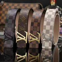 ingrosso cinghie finali-Attacco opzionale per cinture da uomo di moda stile caldo come regalo 12 colori medi e pulsanti high-end per la selezione