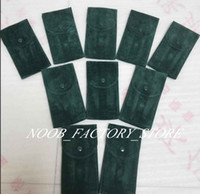Wholesale modern gift bags for sale - Group buy 10PCS new Green Brand Watch Original Box Purse Gift Boxes datejust daydate Watches bag