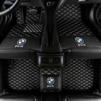 fußmatten bmw großhandel-Für Fit BMW 5er-Reihe F10 E60 2008-2018 Wasserdichte rutschfeste Teppiche BodenmatteNicht rutschfeste Teppiche Bodenmatte
