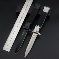 kaliteli kurtarma bıçağı toptan satış-SOG Katlanır Blade Bıçak Taktik Bıçaklar Kurtarma survival bıçak Çelik G10 kolu ile Kamp Avcılık bıçak 2 renkler Yüksek kalite!