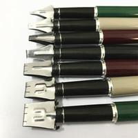 conjunto de tinta preta venda por atacado-7 Pçs / caixa Caneta Tinteiro Caneta Tinteiro Conjunto Preto 2 MM 3 MM 4 MM 5 MM 7 MM 9 MM 11 MM Caligrafia Gótico Artigos de Papelaria Da Carta