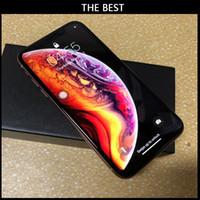 mms tela quente venda por atacado-5.8 polegadas Goophone X Goophone ix reconhecimento de face Sem Fio Tampa de vidro de carregamento 4g lte Octa Núcleo 2G Ram 32G Rom Show 256Gb