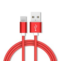 Wholesale aluminum alloy for sale for sale - Group buy Hot Sales Candy Color Type C M USB Calbe Aluminum Alloy USB Head TPE Fast Charging Cables Aluminum Alloy USB Head Cable For Samsung Huawei