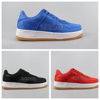 Wholesale game forces resale online - 2020 Clot x Silk Game Royale Blue Black Red Premium Forced PRM Low Running Shoes Chaussures Women Mens Trainers sports Sneakers