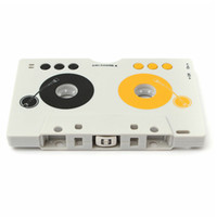 Wholesale usb tape player resale online - Car Cassette Player MP3 Stereo Music Tape Adapter Audio Kit Portable USB Vintage Professional MMC Remote Control Automatic