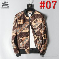 Wholesale new taps for sale - Group buy 19ss STYLE long sleeve G Business High Quality designer men jacket New Designer Classic Chains brown white Tap Dance M XL GUOZH6